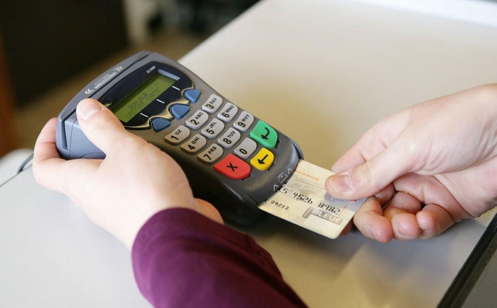 terminal, płatność kartą